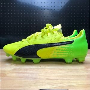 wholesale dealer c4fe3 8474c Puma Shoes - NEW Puma Evospeed 2 Soccer Cleats Speedtrack sz 13